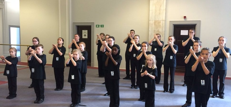Liverpool Signing Choir plan special performance at St Johns