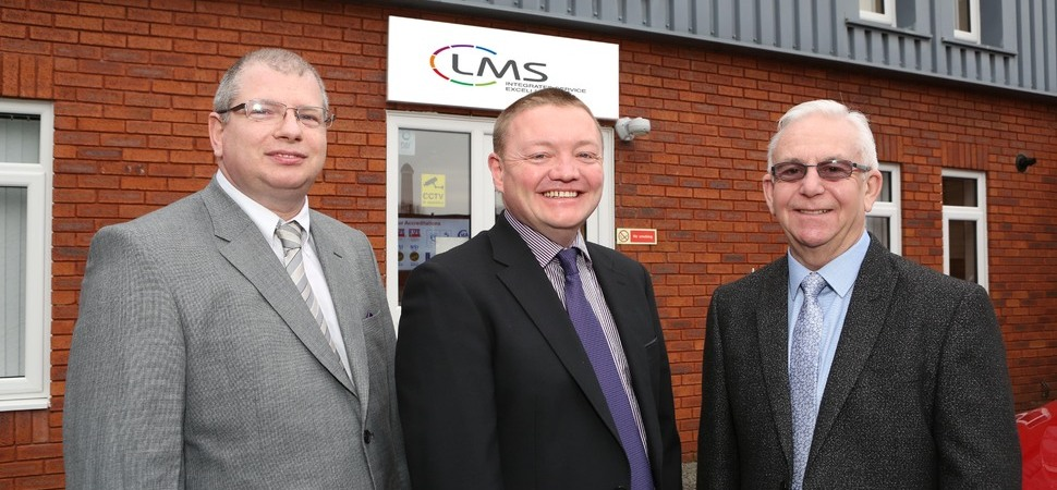 North Wales' new venture with vision of streamlining services management