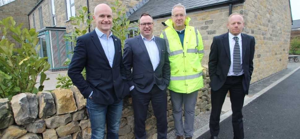 Farmstead-style £4m collection of new homes launches to Yorkshire market