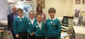 Tunstall Discovering the Next Generation of Engineers with Lockington School