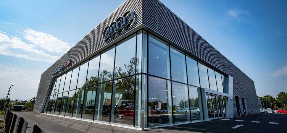 Lookers Audi opens huge new centre in Hampshire in show of confidence