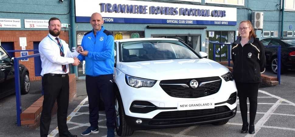 Lookers sponsorship to help Tranmere Rovers find their next football star