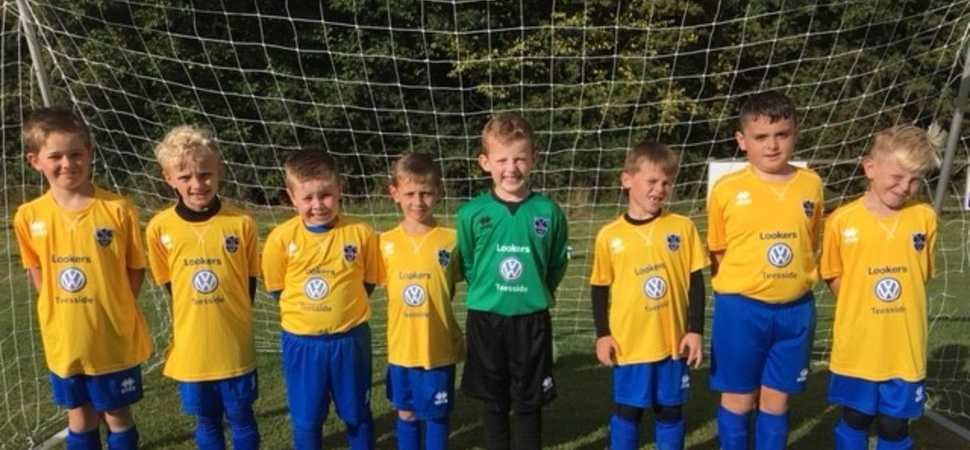 TIBS Football Club nets sponsorship deal with motor retailer Lookers