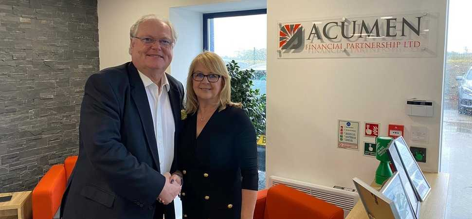 Lord Digby Jones visits West Lancashire business leaders