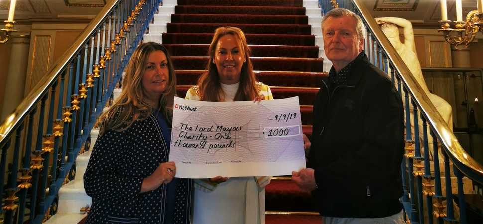 LA Productions commit to Lord Mayor charity appeal