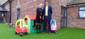 Clockwork Day Nursery creates 35 jobs at new site