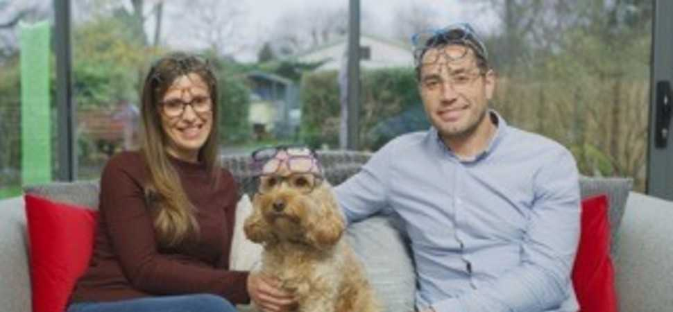 Low Cost Glasses Launch Debut TV ad with Media Agency Group
