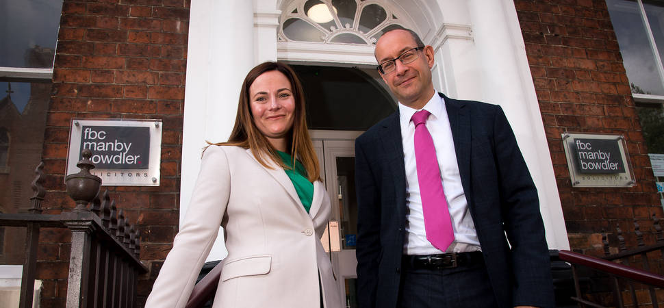 Family law specialist joins Midlands law firm FBC Manby Bowdler