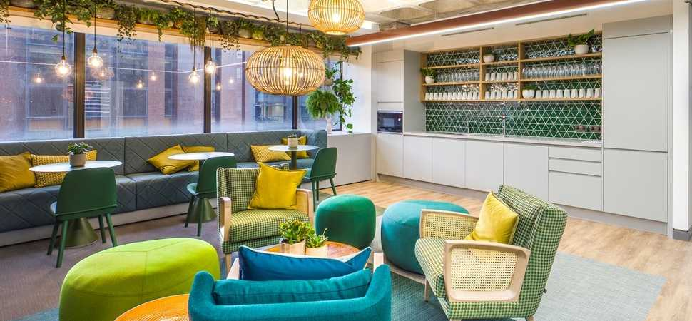 Biophilic makeover leads to string of new customers for Lowry House