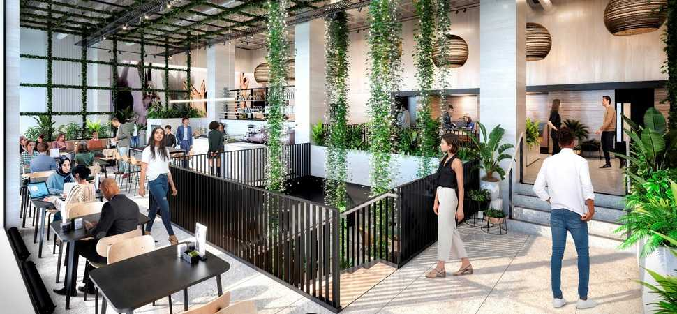 Green light given for urban oasis at Manchesters Lowry House