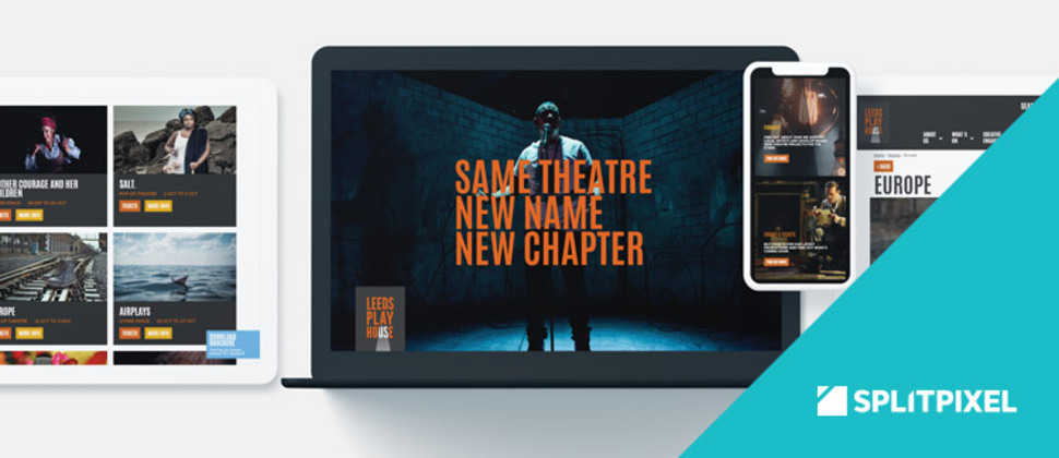 Huddersfield agency relaunch Leeds Playhouse online
