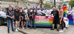 Thousands celebrate Birmingham Pride 2021