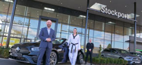 LSH Auto sponsors Taekwondo triple World Champion