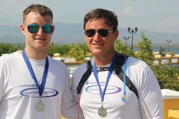 Liverpool Solicitors Cycle 350km Across Cuba for Charity