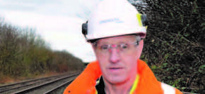Safety warning to local residents as Lynemouth train line plans to re-open