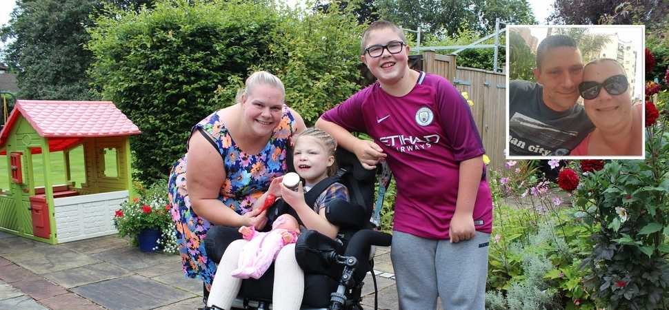 Couple enjoy honeymoon in the sun thanks to Francis House Children's Hospice