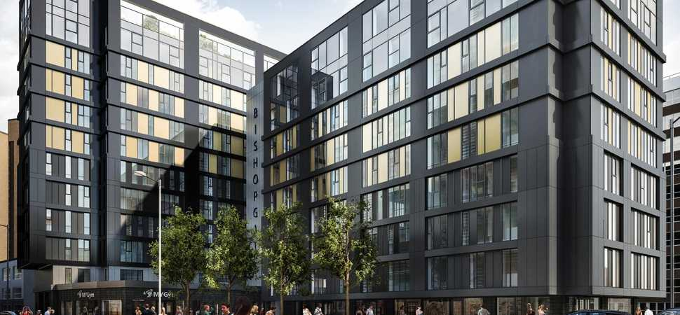 Work begins on flagship luxury apartments in Preston City Centre