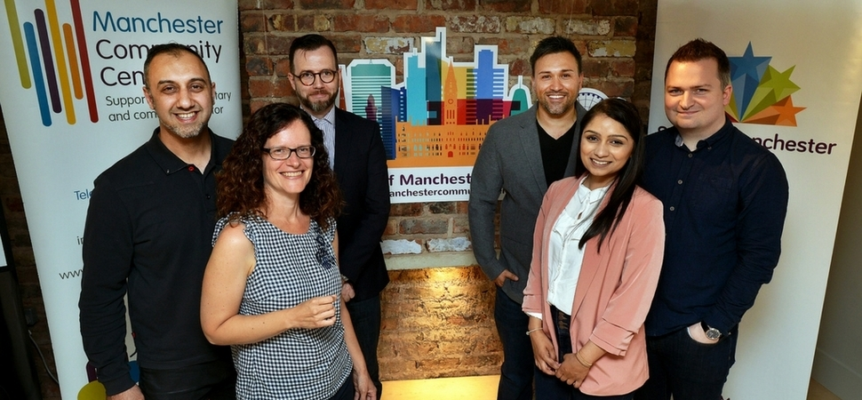 Business and community sectors join forces to ignite a 'Spirit of Manchester'