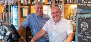 Rudry pub reopens with fresh new look