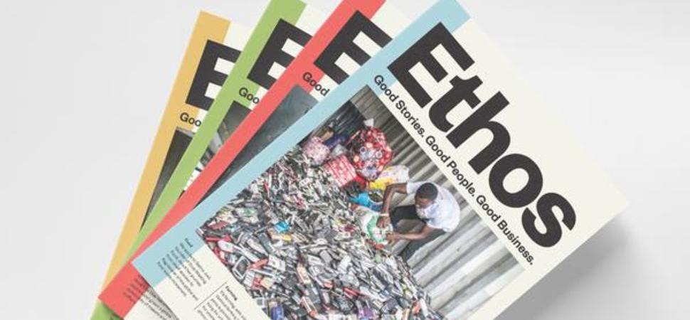 Ethos Magazine and Hope Marketing partner to drive the Ethos brand forward