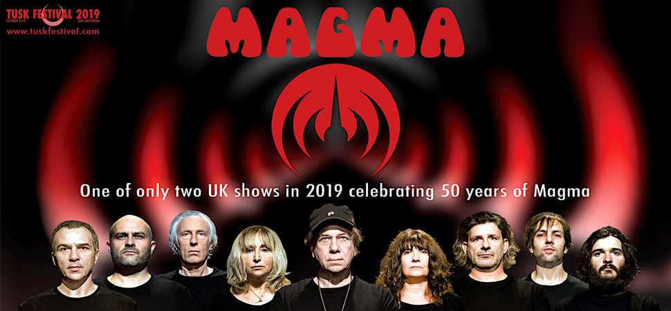 TUSK Festival 11-13 October 2019 Sage Gateshead