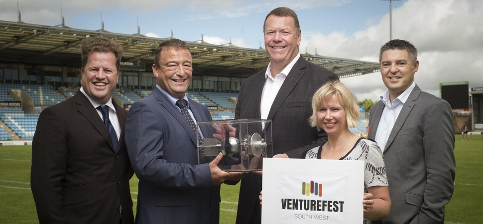 Venturefest South West launches at Sandy Park, Exeter