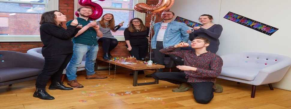 Manchester content agency marks fifth birthday with rebrand