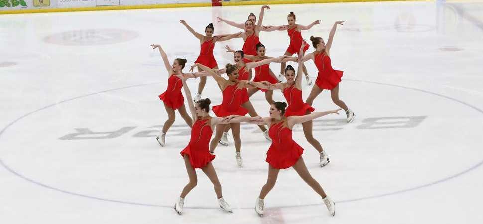 Bradford Synchronised Skating Academy Shortlisted for Sports Award