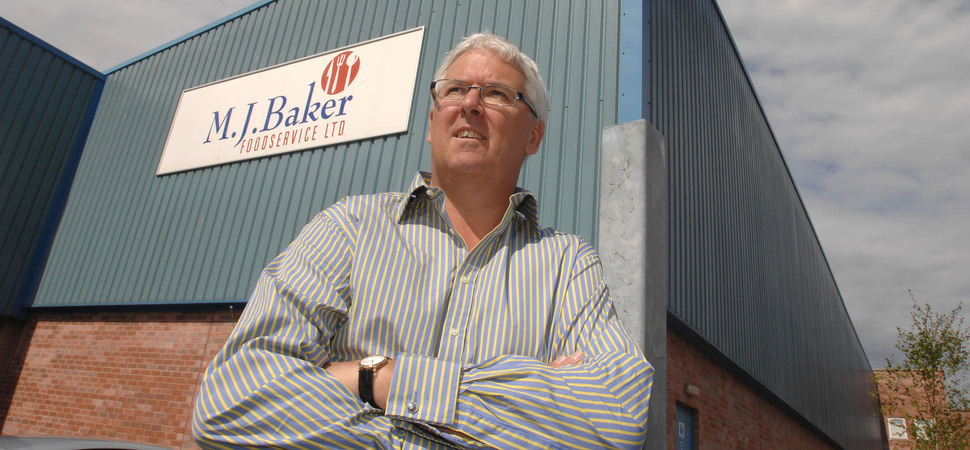 M.J. Baker Foodservice aiming to set new record at regions biggest foodservice