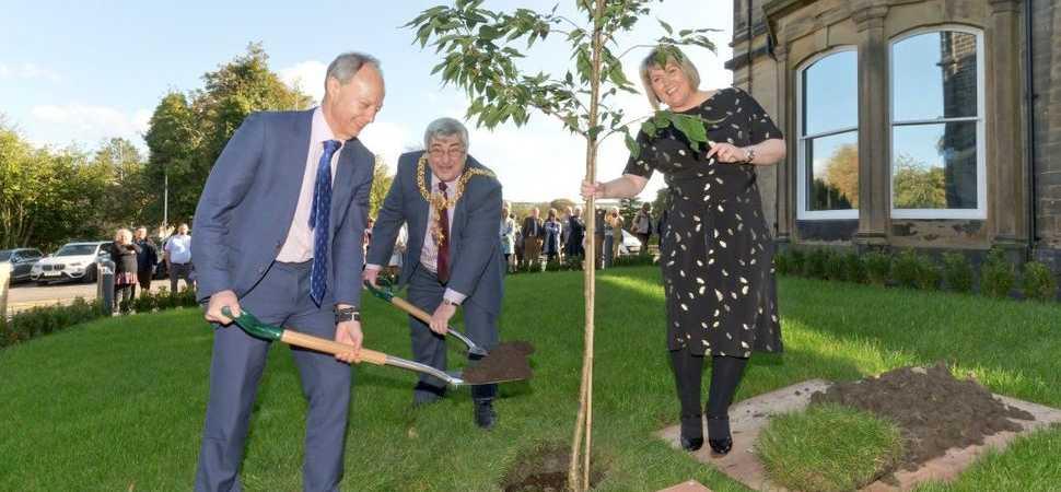 Malsis Hall celebrates grand opening