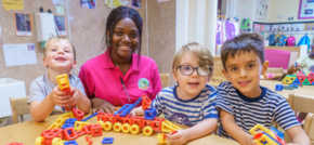 Flexi-Care launched at Mama Bear's Whiteladies Road nursery