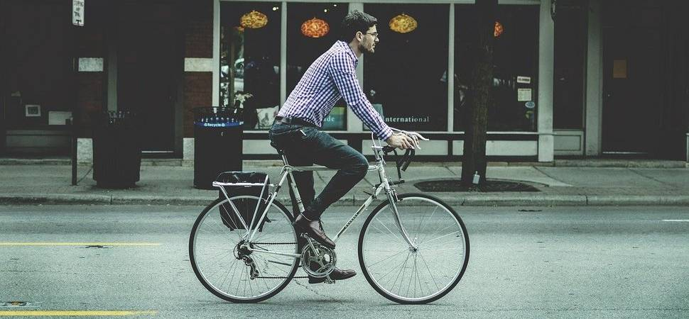 Cancer Rates Reduced by Cycling to Work
