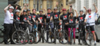 Law firm Fletcher Day launches UK's first ever e-bike ride in Manchester