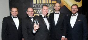 Salford construction firm triumphs at awards