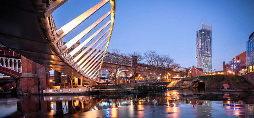 Manchester found to be the Best Destination in the UK for Property Investors