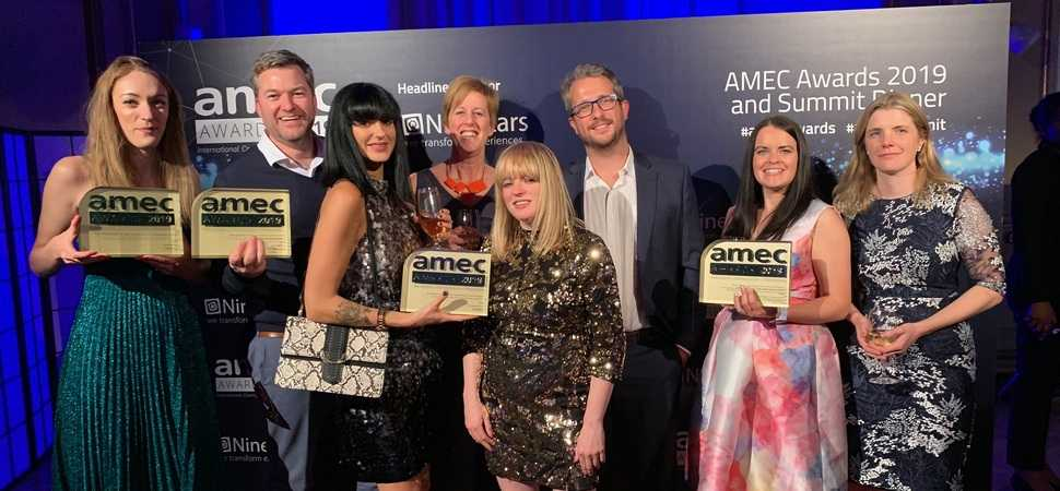 Manchester agencies strike gold at international comms awards