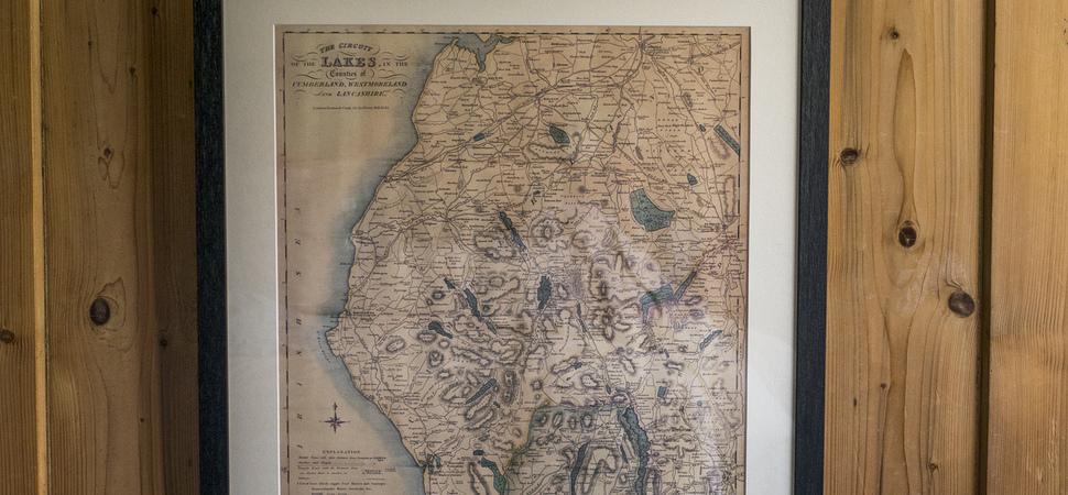 Rare map sales to help Calvert Trust charity