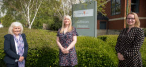 Trio of new appointments for Shropshire care provider