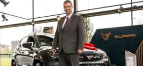 New general manager for prestigious SEAT dealership