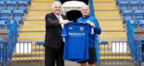 Hat-trick for Bromleys Solicitors at Curzon Ashton FC