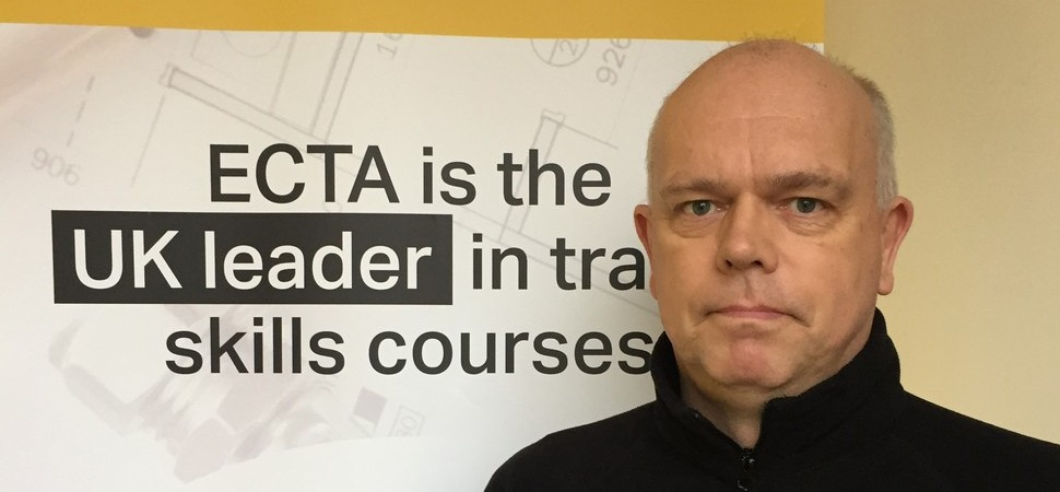Stockport-based ECTA Training boosts team with smart appointment