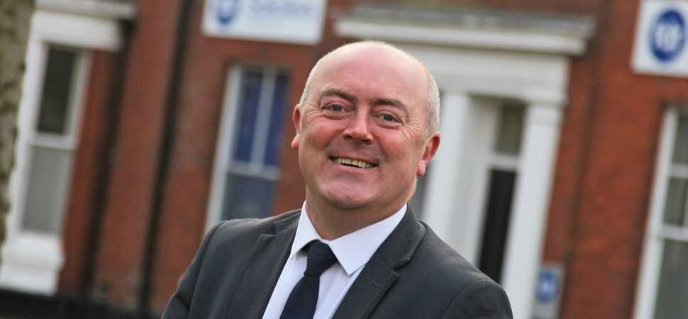 Mark Lockett joins Warrington based legal firm as Chief Executive Officer