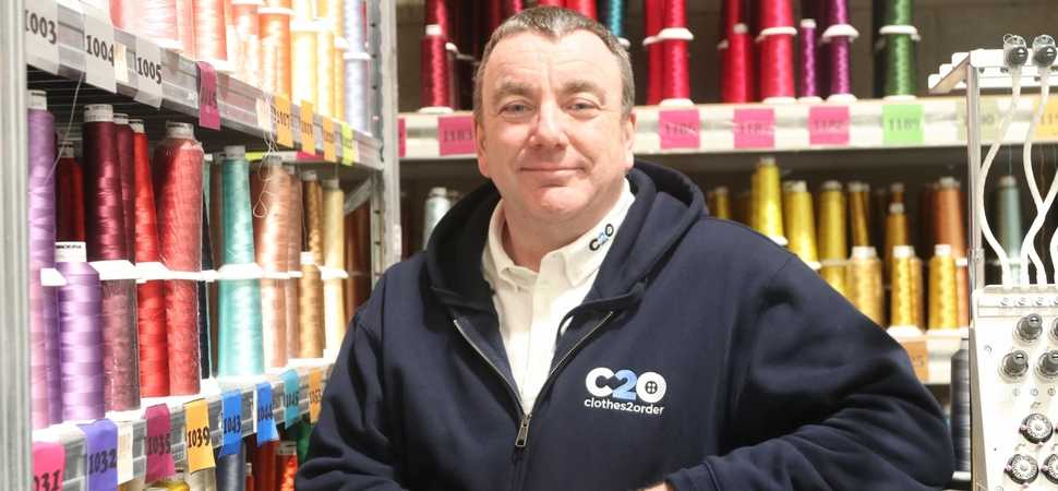 New director at Clothes2order to help drive growth plans