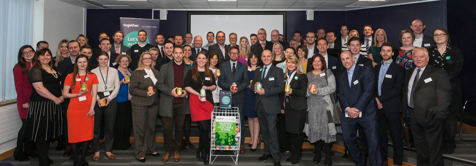 Together launches community Foodbank