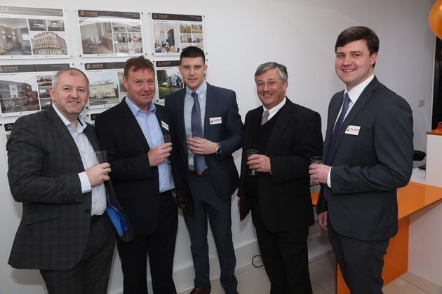 Marshall's third estate agency branch launch proves new era in family business