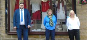Bromleys advises as Willow Wood Hospice opens eighth charity shop