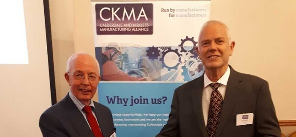 New chairman for West Yorkshire Manufacturing Alliance