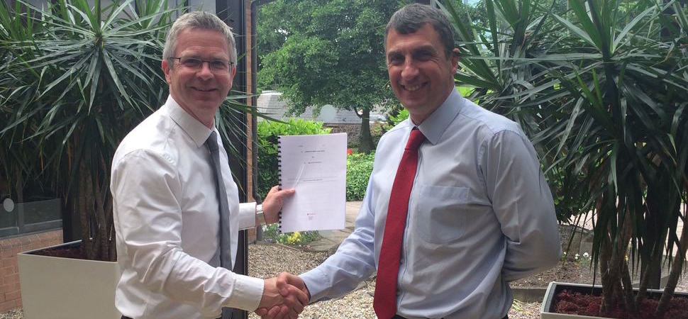 HomeServe and Dee Valley seal the deal on new strategic partnership