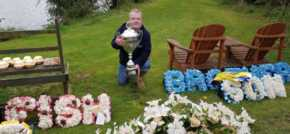 Nuneaton care home worker wins catch of the day at memorial fishing competition
