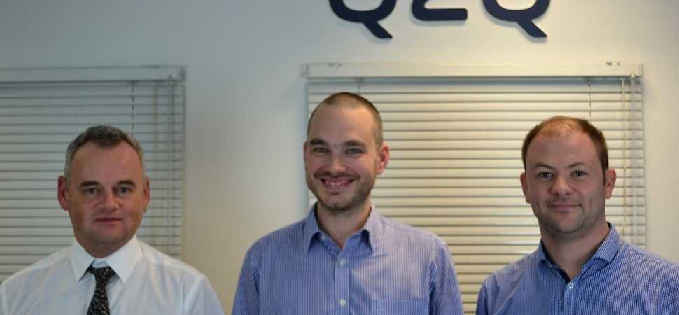 Lancaster-based Q2Q IT boosts technical team with two new hires